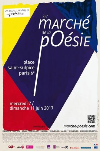 MARCHE DE LA POESIE 2017 - PARIS