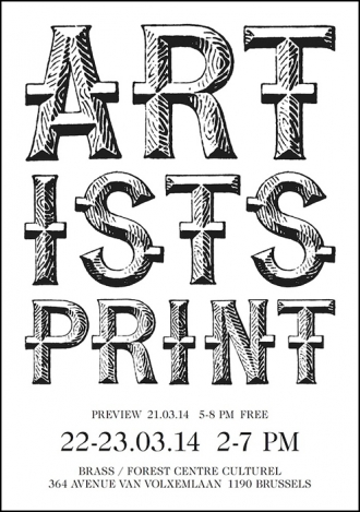 ARTISTES PRINT